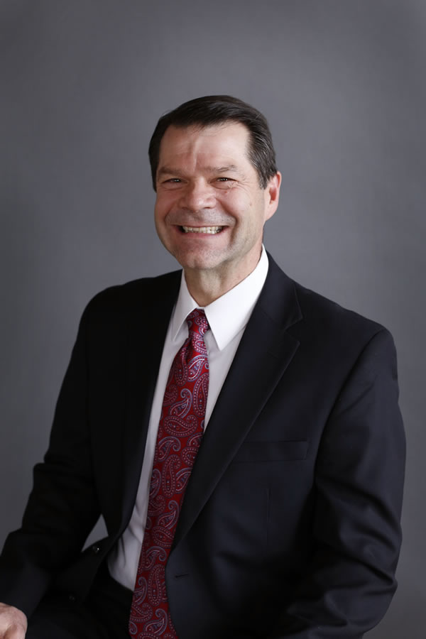 Photo of Dr. Greg Chuppe