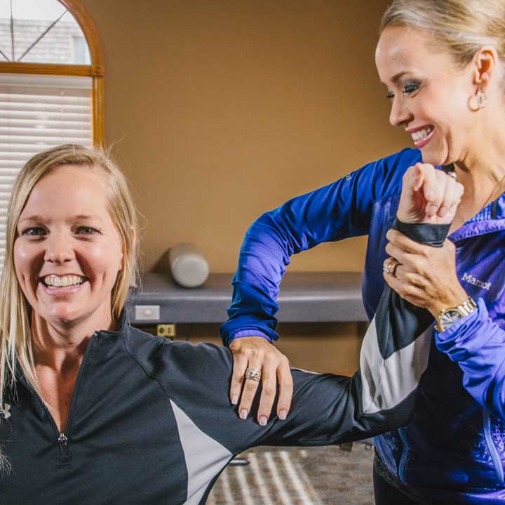 Physical Therapy at Chuppe
